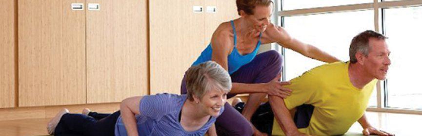 yoga at home fulham