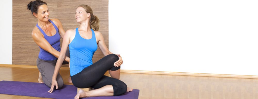 personal yoga classes london
