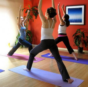 daytime yoga classes wimbledon