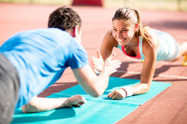 personal training for couples wimbledon