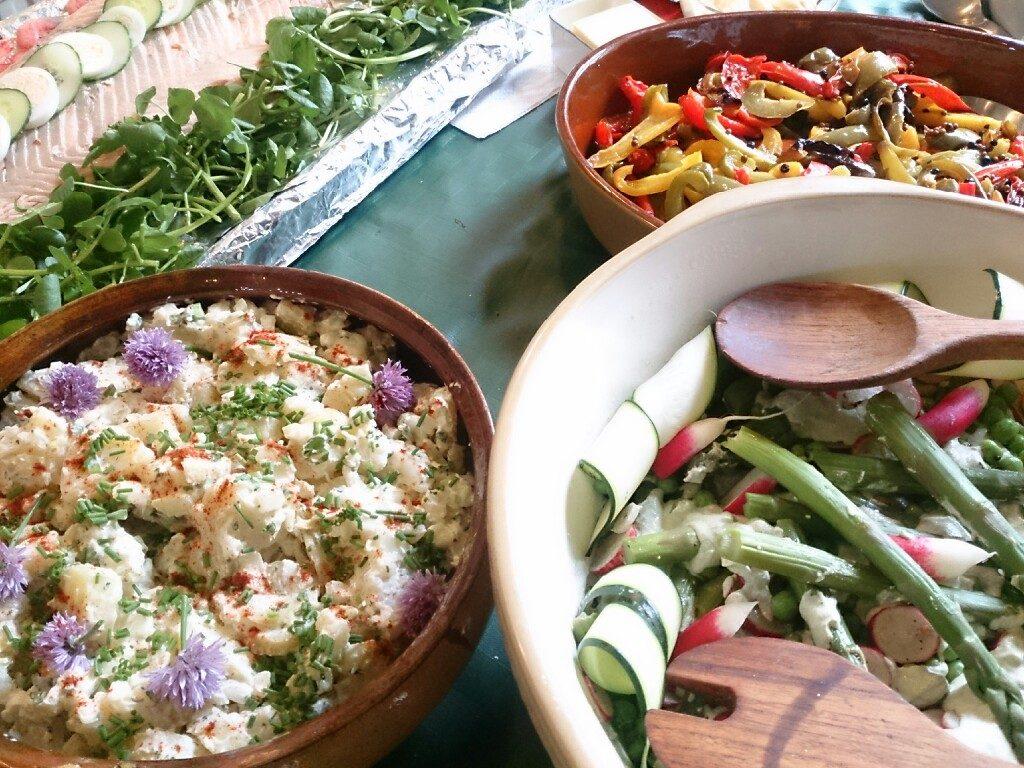 healthy salad ideas