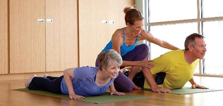 back care yoga routine