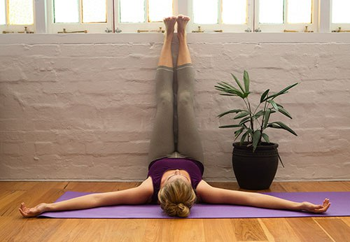 Beginners yoga offers barnes