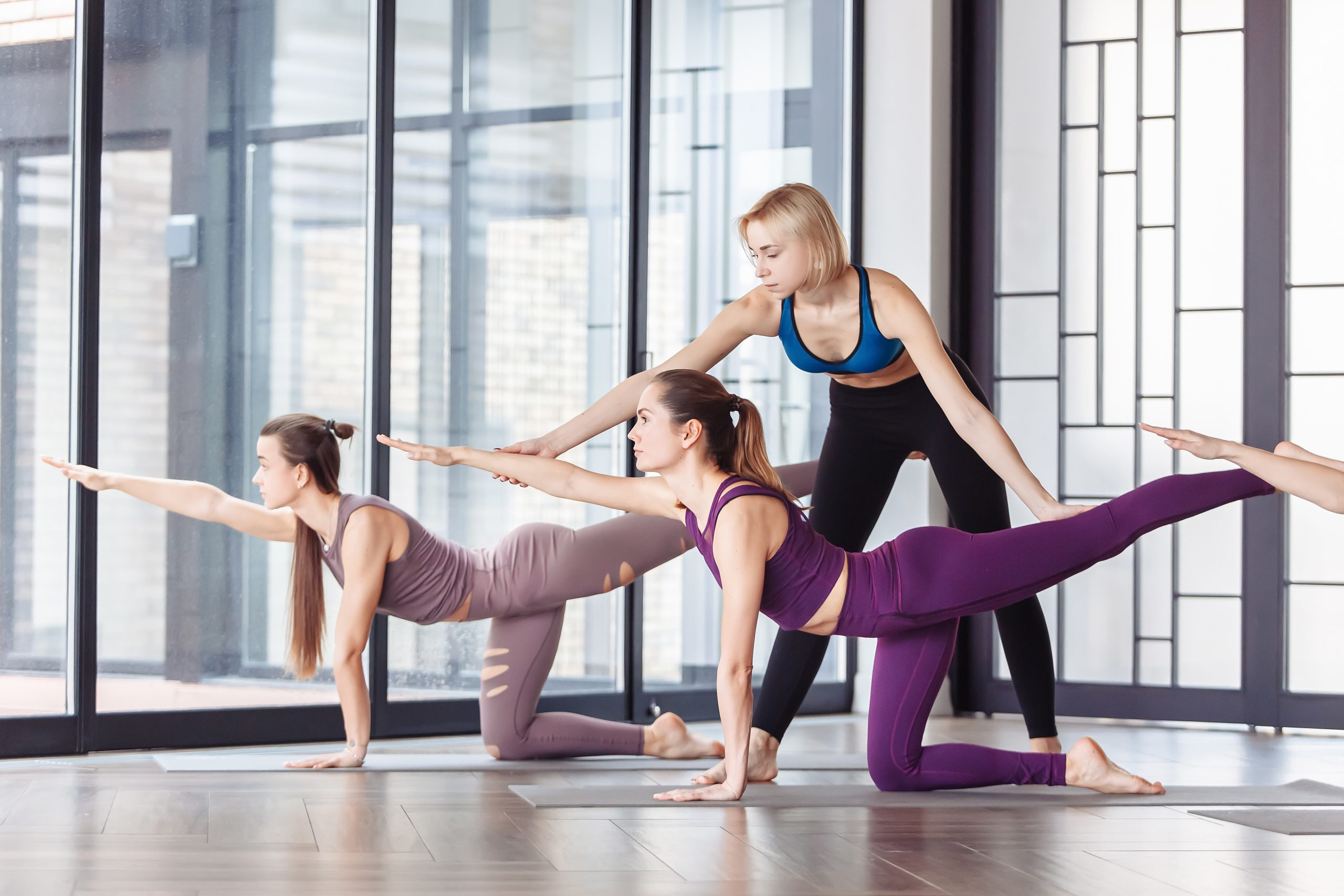 January Yoga Offers London