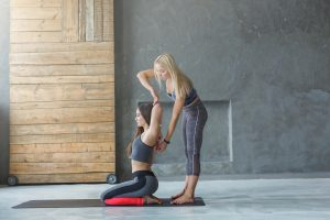 Yoga Offers Beginners Putney