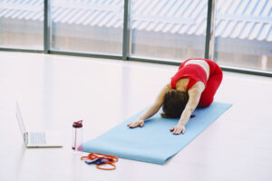 private online yoga uk